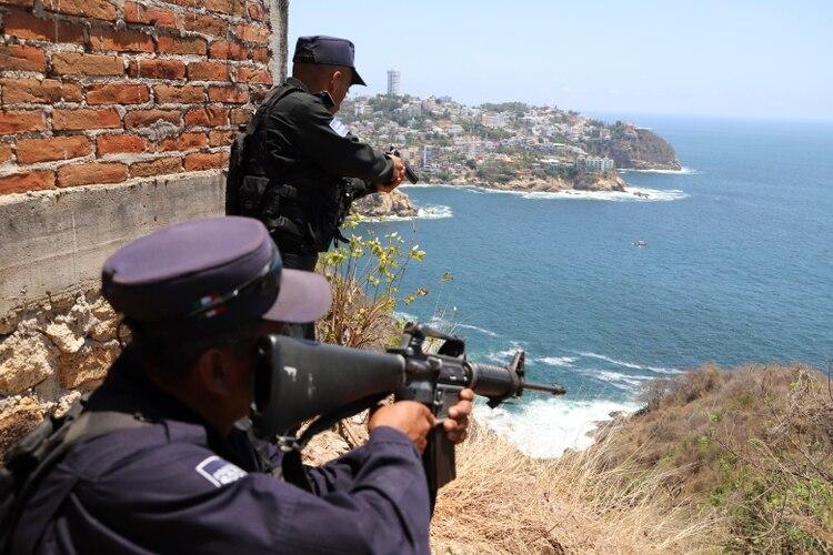 En la colonia La Mira de registró un fuerte enfrentamiento. (Foto: Cuartoscuro)