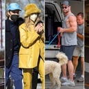 (Grosby) Justin y Hailey Bieber, Rita Ora, Chris Hemsworth, Olivia Culpo
