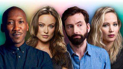 Mahershala Ali, Jennifer Lawrence, David Tennant y Olivia Wilde, entre los actores que fueron rechazados para ser parte de exitosos programas de TV