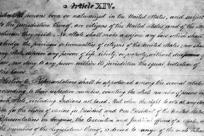 Es una introducción a la Constitución de Estados Unidos.
