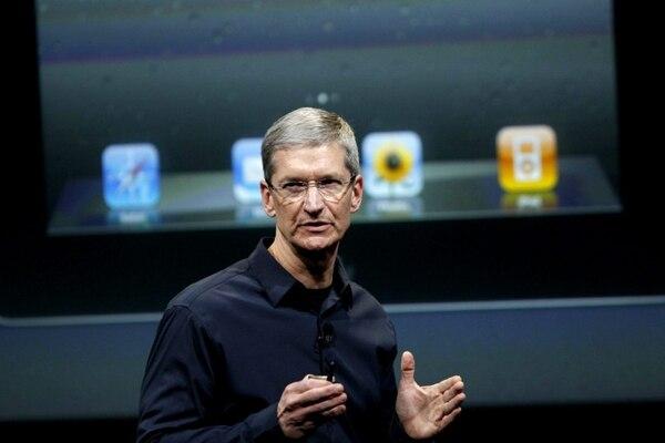 Tim Cook (CEO de Apple)