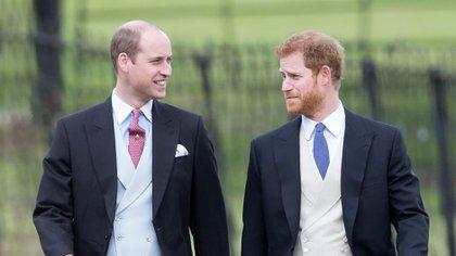 William et Harry ont toujours maintenu un lien étroit.  Cependant, la tension entre les deux est déjà incontestable (Shutterstock)