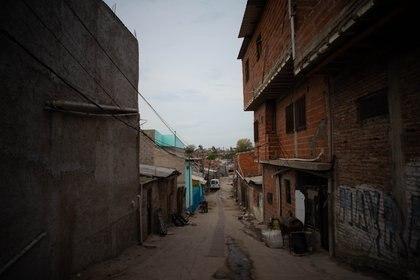Más del 36% de los casos de coronavirus de la Ciudad de Buenos Aires se concentran en asentamientos urbanos o villas, según datos del Gobierno porteño (Franco Fafasuli)