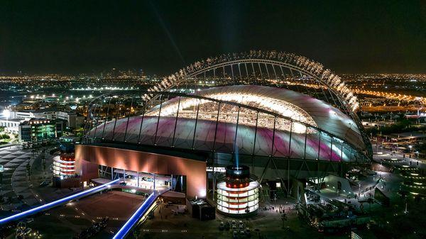 Crisis del Golfo: Gianni Infantino habló sobre los riesgos del Mundial 2022 que se disputará en Qatar