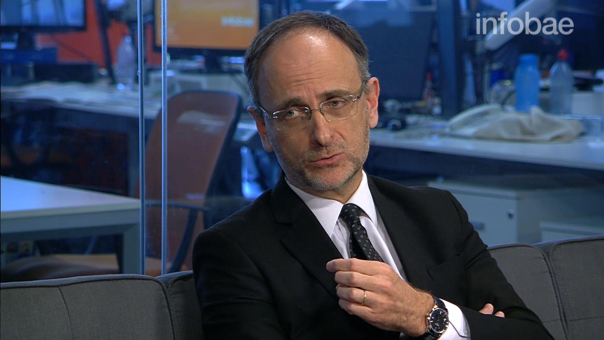 El ex procurador del Tesoro Carlos Balbín fue convocado por la oposición para disertar sobre reforma judicial