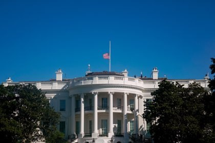 La Casa Blanca este 20 de septiembre de 2020 (REUTERS/Erin Scott)