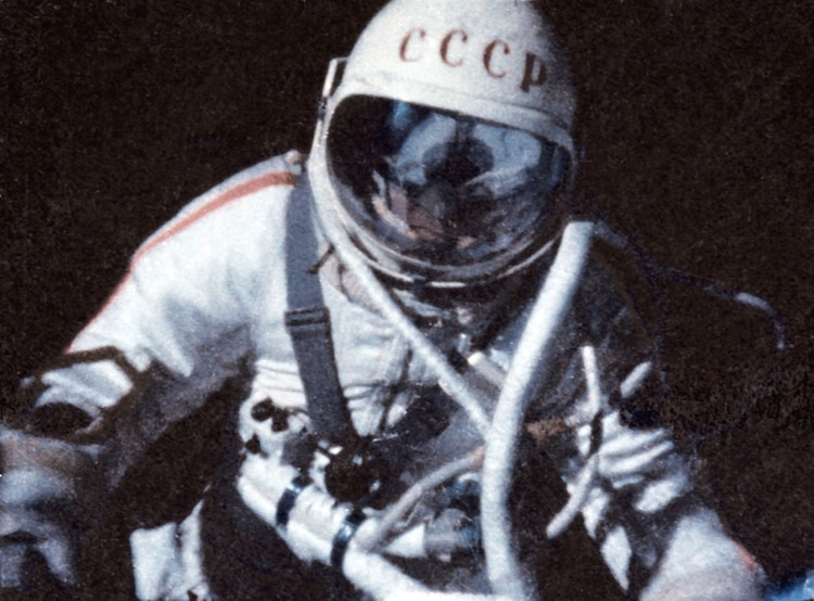 Alexei Leonov ( Photo by Sovfoto/Universal Images Group/Shutterstock)
