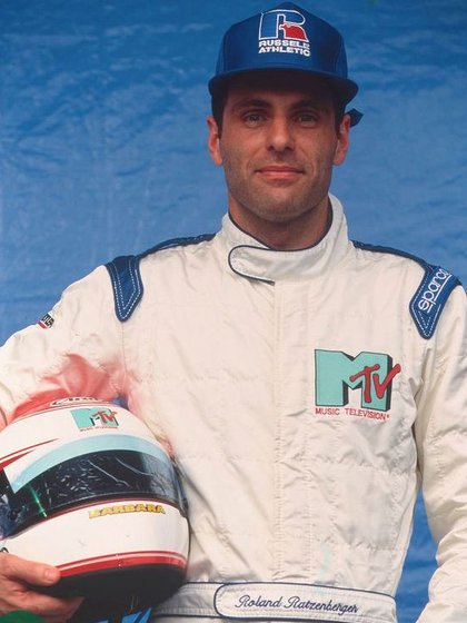 Ratzenberger llegó con 33 años a la F1. Toda su carrera trabajó por ese sueño (Facebook: Autódromo Enzo y Dino Ferrari de Imola).