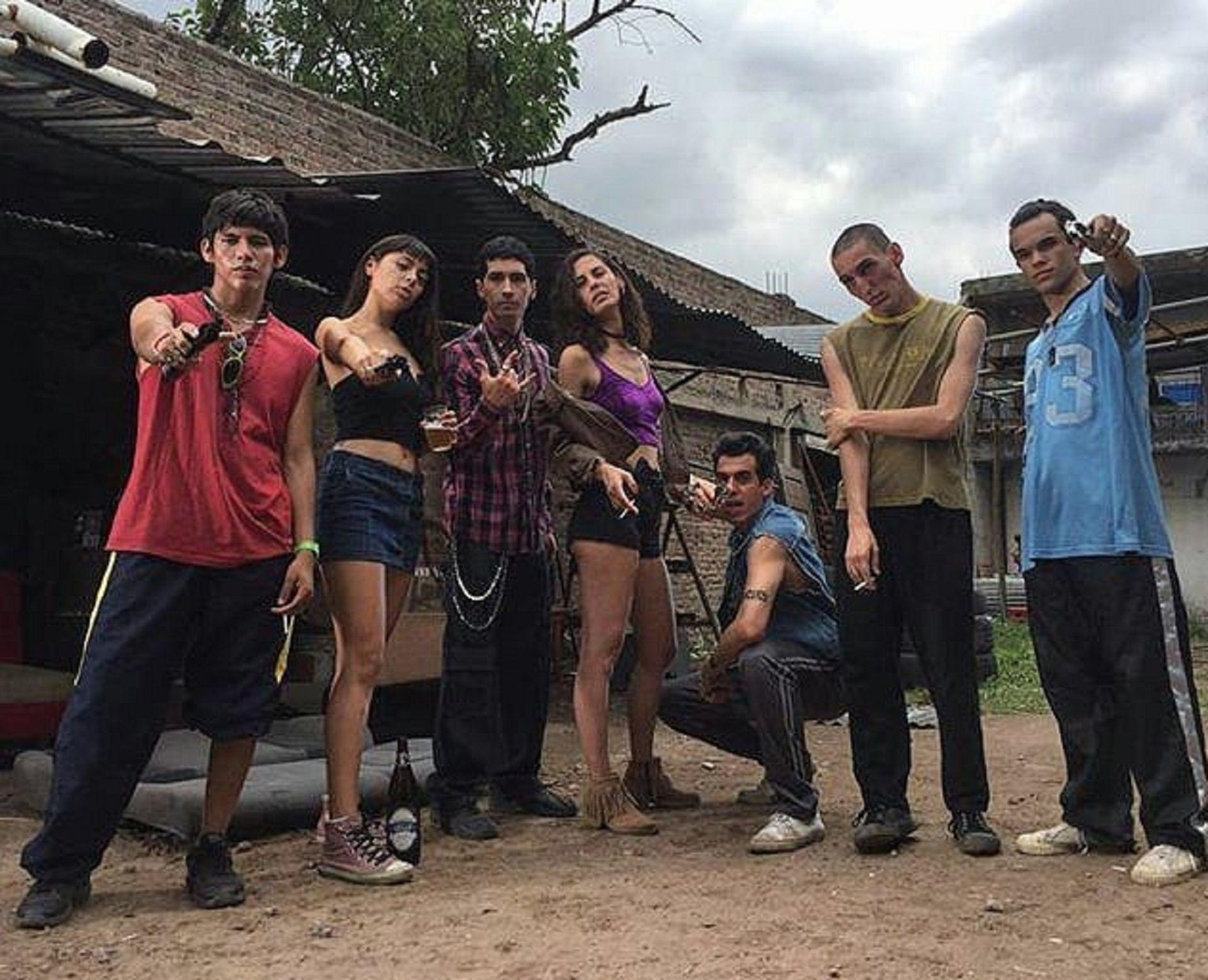 La serie Apache se estrenó el 16 de agosto y tiene ocho capítulos