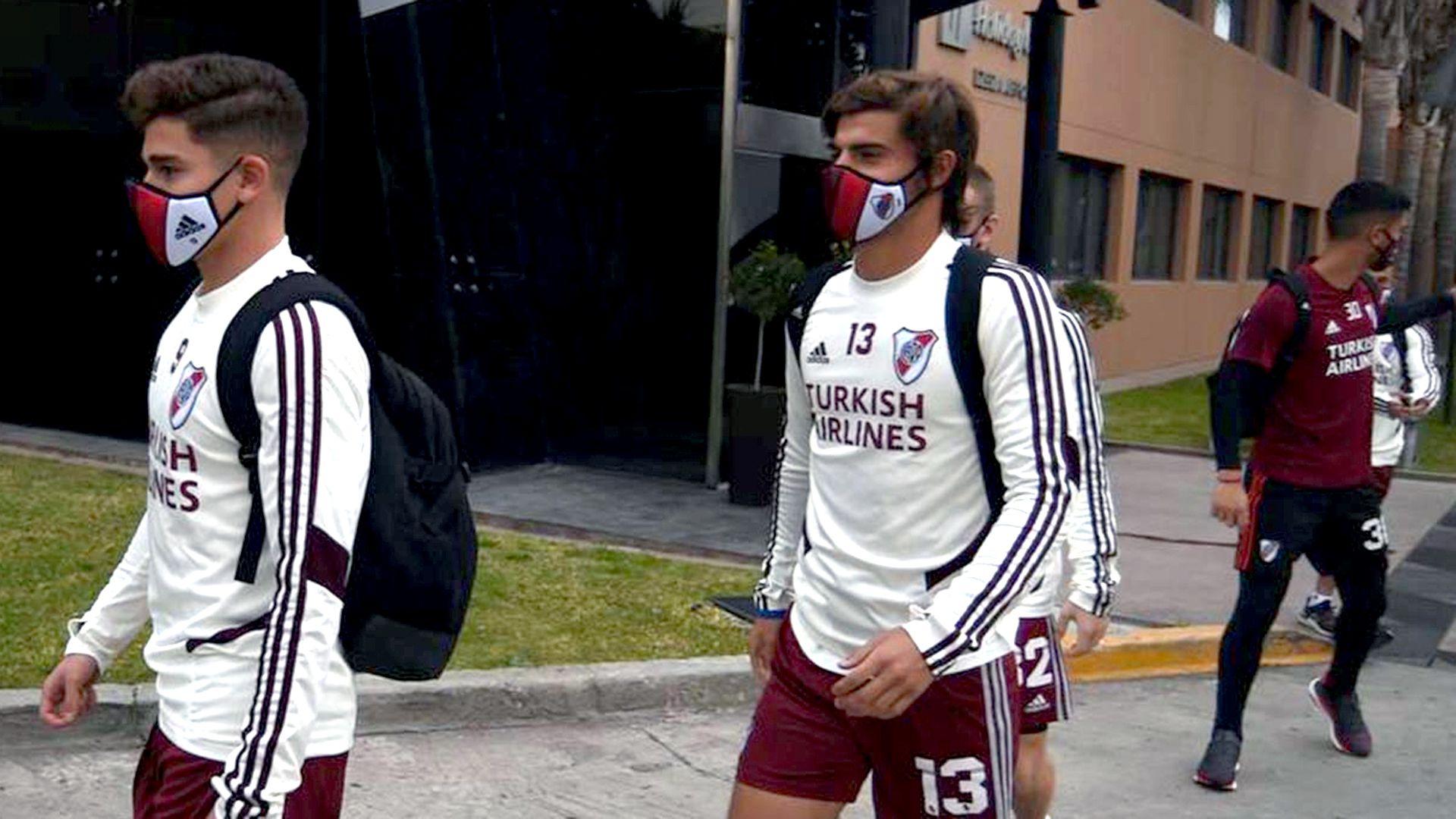 entrenamiento River Plate