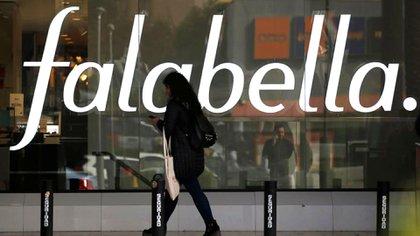 Imagen de archivo de una tienda Falabella en la ciudad chilena de Viña del Mar. En enero la compañía presentó un plan de inversiones por USD 800 millones que no incluye a la Argentina. REUTERS/Rodrigo Garrido