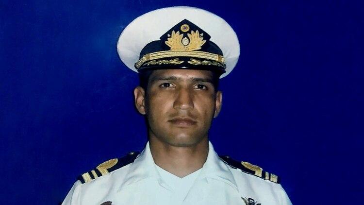 Rafael Acosta Arévalo, el militar torturado y asesinado por el chavismo.
