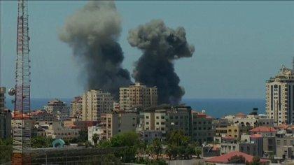 Israel destruyó cuatro escuadrones de Hamas que estaban a punto de disparar misiles antitanque desde Gaza