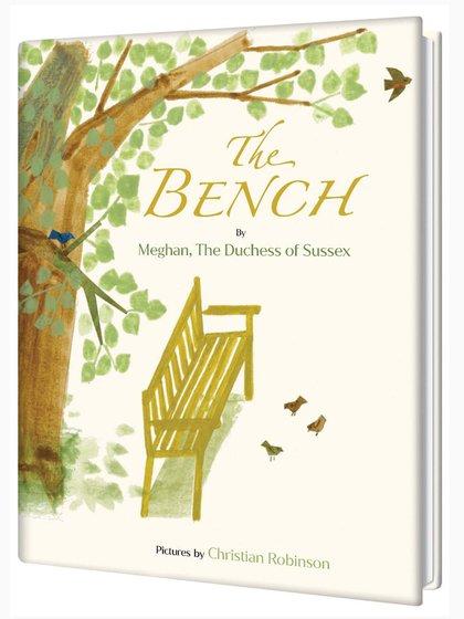 Meghan Markle saca un libro infantil (CHRISTIAN ROBINSON/PENGUIN RANDOM HOUSE)