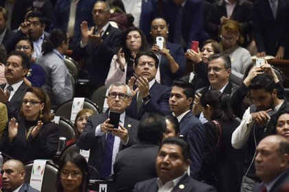 Los diputados aprobaron el dictamen el último día del periodo extraordinarios. (Foto: Cuartoscuro)