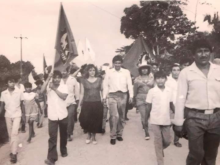 AMLO en 1988
