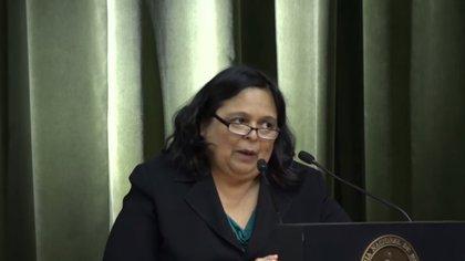 Celia Alpuche Aranda, directora del Centro de Investigación de Enfermedades Infecciosas del Instituto Nacional de Salud Pública (INSP)(Foto: Archivo)