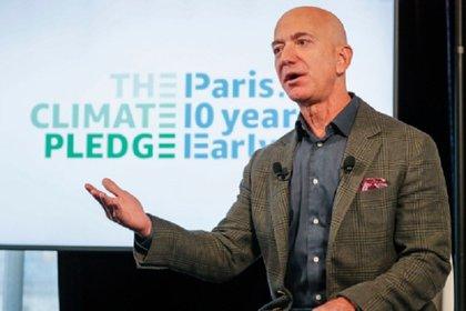 Jeff Bezos anunció a comienza de este mes que este año dejará de ser el CEO de Amazon.