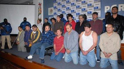 """El día de la captura de """"El Rey"""" Zambada (Foto: Archivo)"""