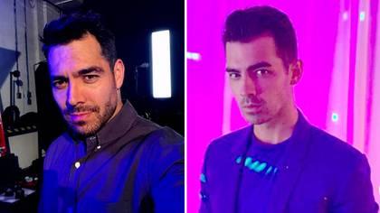 la mamá de Omar Chaparro lo confundió con Joe Jonas (Foto: Instagram)