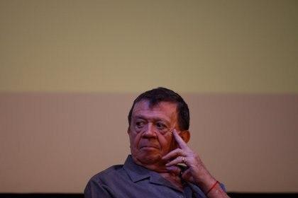 """Chabelo salvó una emisión del programa """"Carrusel musical"""" (Foto: IVÁN STEPHENS/CUARTOSCURO)"""