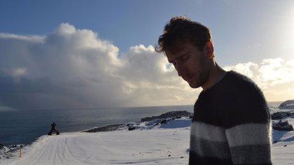 Fideleff cree que no era su momento ni el de su familia para una experiencia extrema como la islandesa