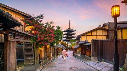 Japón será el anfitrión de los Juegos Olímpicos de 2020, y los hoteleros en Kyoto están aumentando sus habitaciones para dar cuenta de las multitudes