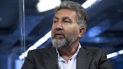 Teddy Karagozian, dueño de la empresa textil TN&Platex (Santiago Saferstein)