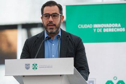 Jesús Orta, ex secretario de Seguridad Pública, negó que exista una investigación en su contra. (Foto: Cuartoscuro)