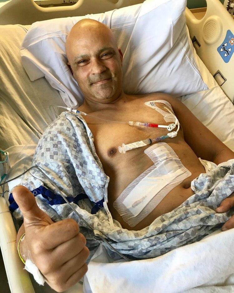 El pasado octubre le detectaron abscesos en el hígado (Instagram)