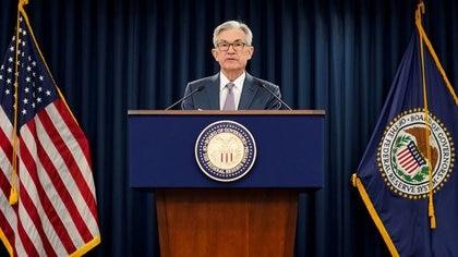 El impulso monetario del organismo que preside Jerome Powell, junto a otros bancos centrales, explica el rápido rebote en medio de la incertidumbre