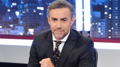 Luis Majul, periodista: denunció una campaña en su contra