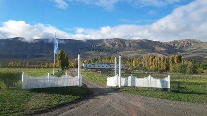 El Calafate es una ciudad cerca del borde del Campo de Hielo Patagónico Sur en la provincia argentina de Santa Cruz