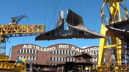 El Astillero Río Santiago está en manos del  dirigente aeronáutico Ariel Basteiro