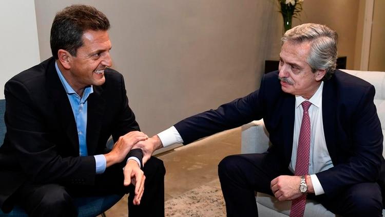 Sergio Massa será el primer candidato a diputado nacional del Frente de Todos en la provincia de Buenos Aires
