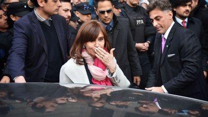 El miércoles habrá una nueva sesión para debatir los allanamientos a Cristina Kirchner (Guille Llamos)