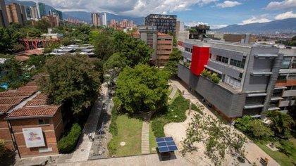 Universidad Eafit. Foto: @eafit