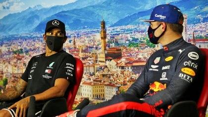 Lewis Hamilton se quedó con el primer GP de la temporada (Reuters)