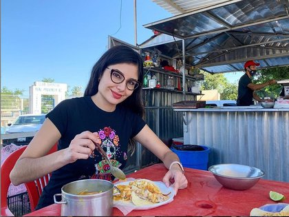 Geraldine Ponce buscará la presidencia de Tepic, Nayarit (Foto: Instagram)