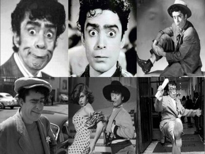 """Adalberto Martínez """"Resortes"""" participó en más de 100 películas; debutó en las históricas carpas itinerantes (Foto: Imcine)"""