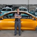 Tatar Imaji/ CATERS NEWS: A 71-year-old Indonesian man has created a unique two-faced car that its front side and rear looks mirror images. The car designed by Roni Gunawan from Bandung in Indonesias West Java Province, looks same both from the front and the back and has confused everyone. The vehicle has two engines, two steering wheels, two pedals, two gear sets but a single gas tank. The car has been designed in such a way that two drivers can simultaneously control its wheels. SEE CATERS COPY.
