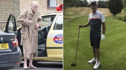 Hace pocos meses Paul Gascoigne fue noticia por su recuperación a sus adicciones