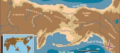 Beringia, el paso que unió América con el resto del mundo