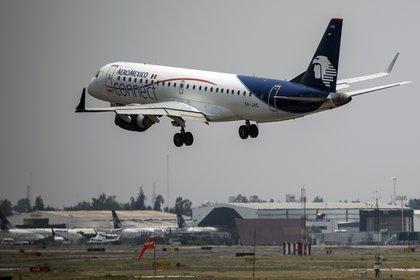 El tráfico de pasajeros registró un incremento de doble dígito en los últimos cuatro años (Foto: PEDRO PARDO / AFP)