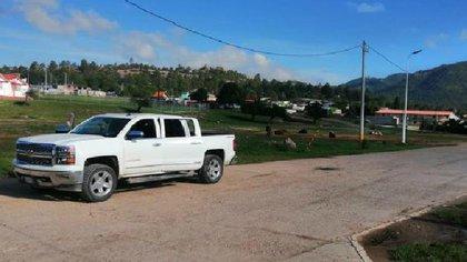 En Basaseachi, Chihuahua, fue asesinado un lugarteniente del grupo criminal La Linea, su hermano y una mujer.
