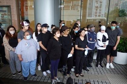 Familiares de Ho declaran en Hong Kong (Reuters)