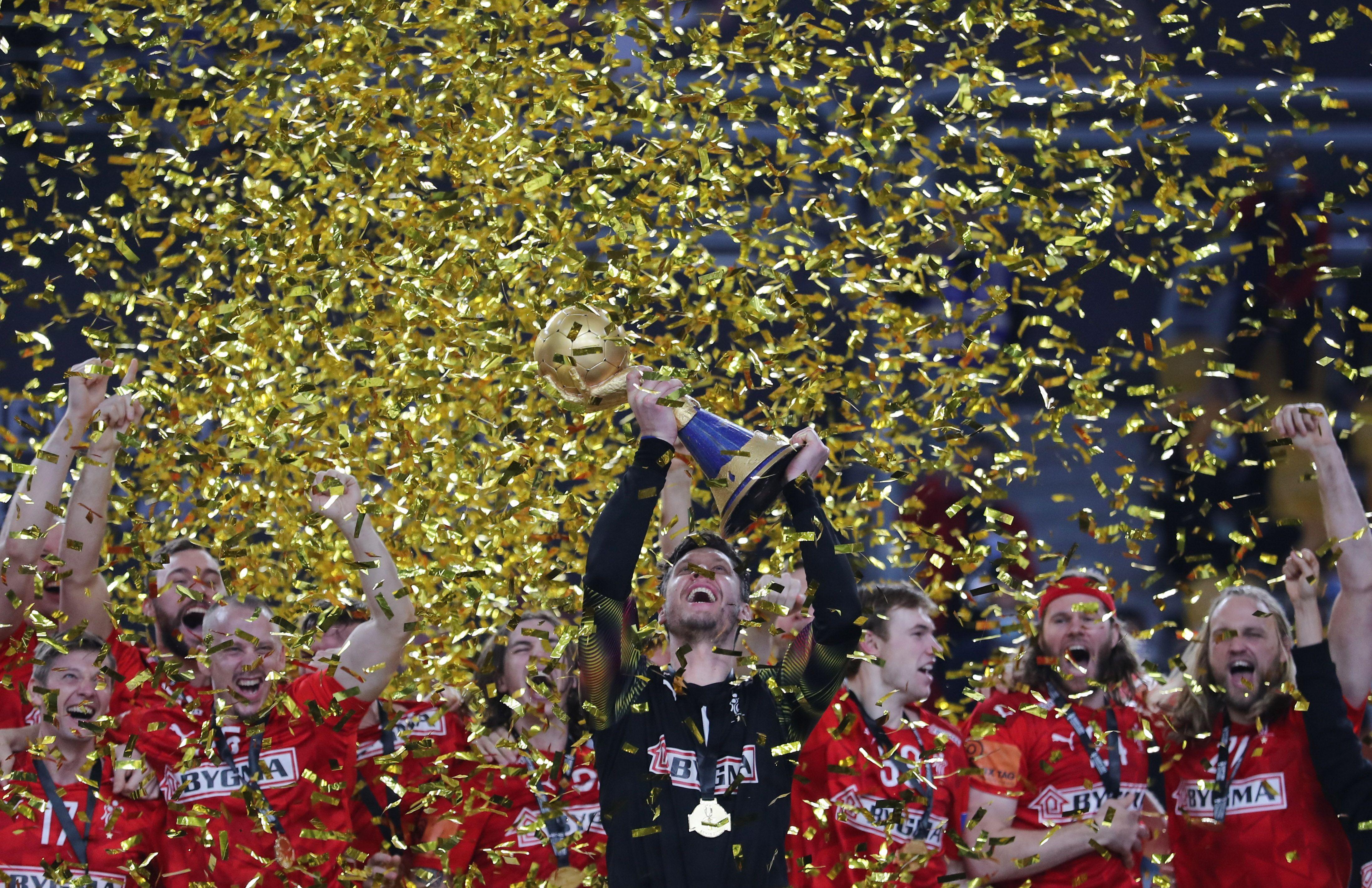 Dinamarca venció a Suecia y gritó campeón del Mundial de Handball (Reuters)