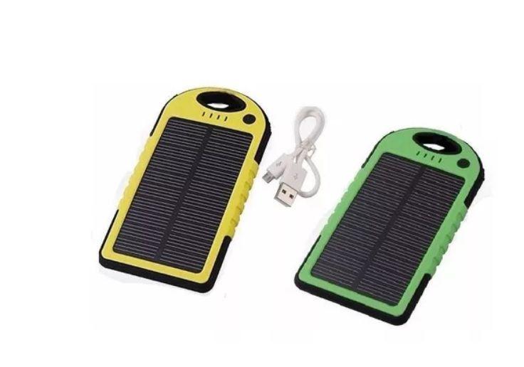 Los cargadores portátil solares son otra alternativa para tener en cuenta.