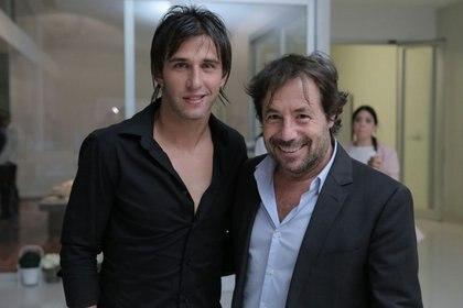 Pato Toranzo y Ricky Sarkany
