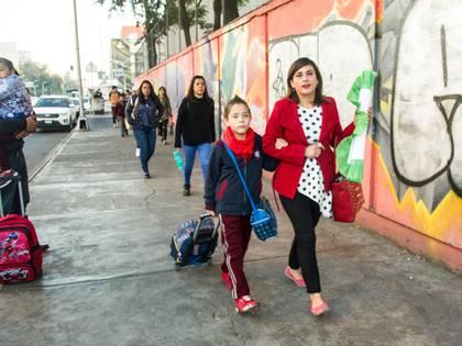 Aún no se especifica la fecha de regreso a clases (Foto: Victoria Valtierra / Cuartoscuro)